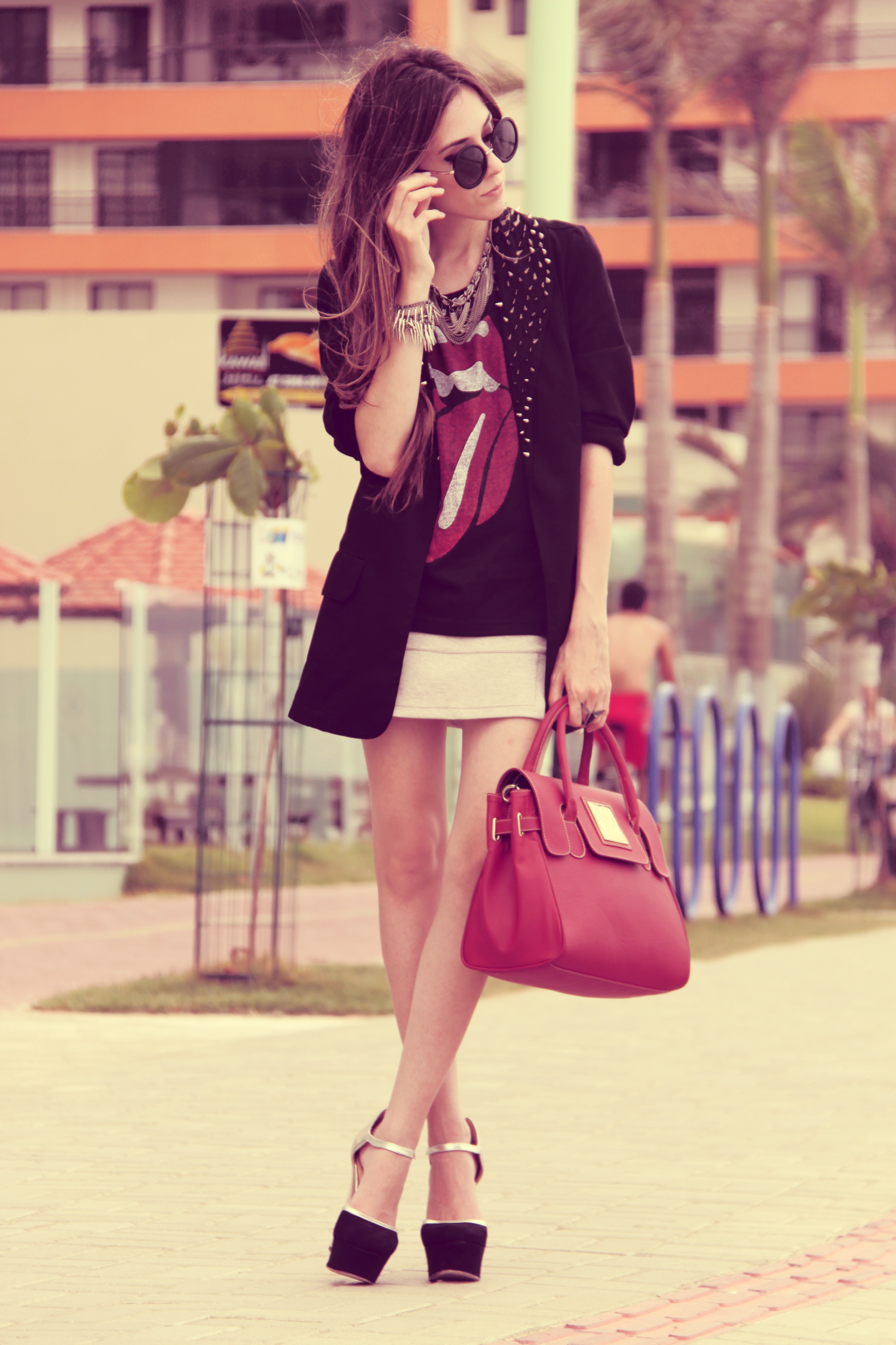 FashionCoolture Catarina a Porter Liverpool t-shirt Rolling Stones Cassia Mallman Juliana Silveira Yü (3)