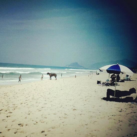 FashionCoolture 01.01.2013 summer Rio de Janeiro praia verão beach hair (1)