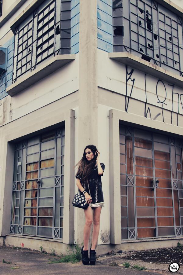 FashionCoolture 03.01.2012 Topshop Zara beaded síkes Kafé Asos black (1)