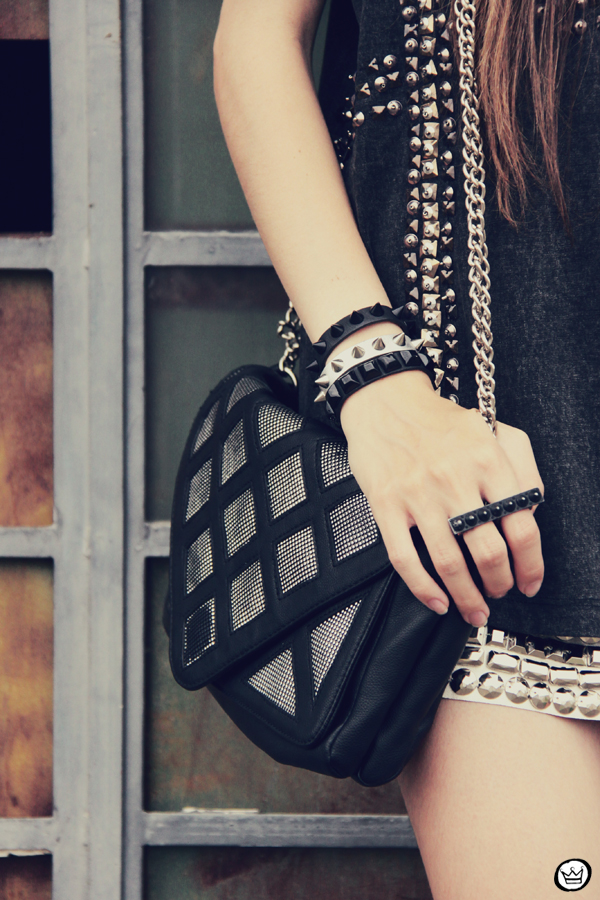 FashionCoolture 03.01.2012 Topshop Zara beaded síkes Kafé Asos black (3)