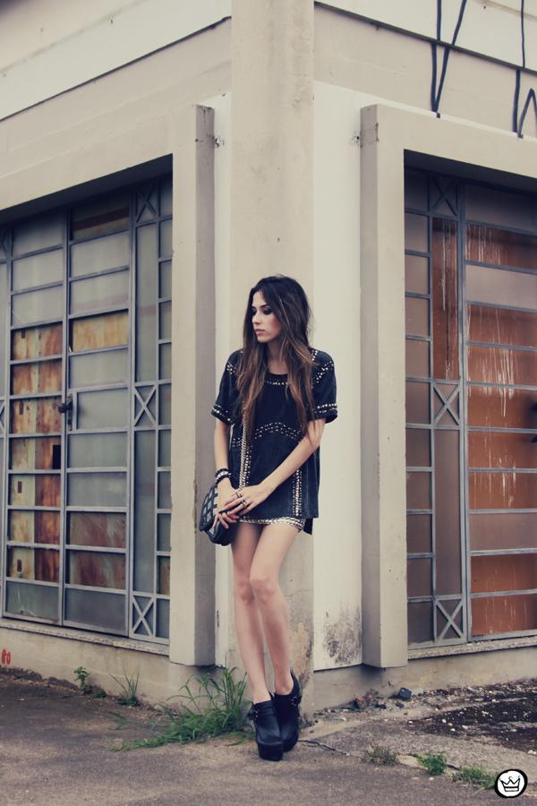 FashionCoolture 03.01.2012 Topshop Zara beaded síkes Kafé Asos black (5)