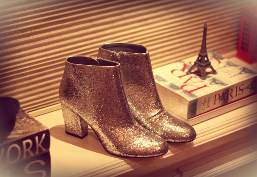 FashionCoolture - Asos boots sale online store sequins