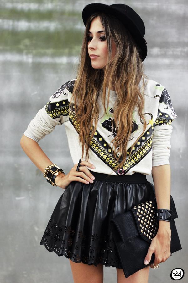 FashionCoolture - 03.02.2013 look du jour Awwdore jumper moletom hat Asos Romwe clutch (2)