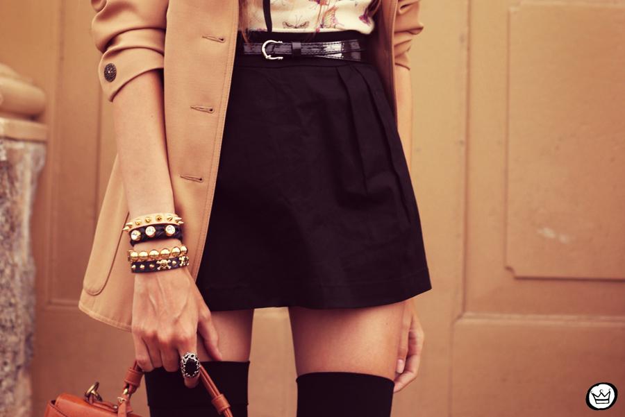 FashionCoolture - 07.02.2013 look du jour Antix vintage blazer Asos Kafé (3)