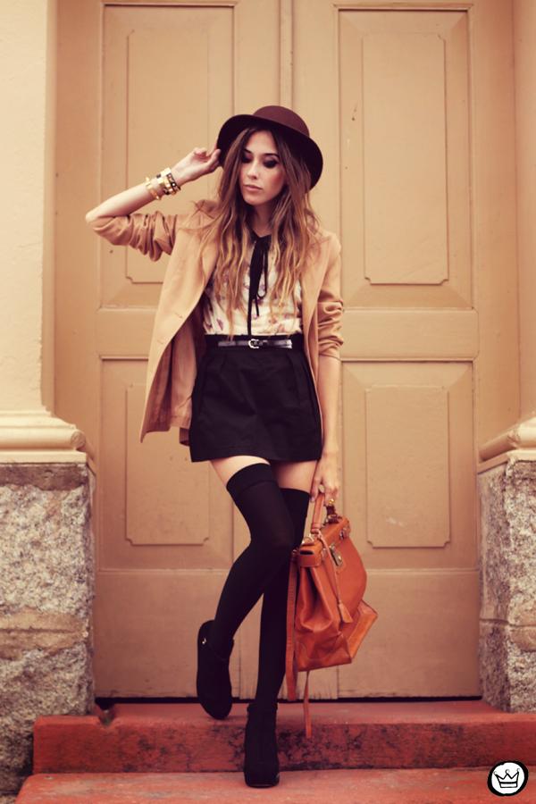 FashionCoolture - 07.02.2013 look du jour Antix vintage blazer Asos Kafé (4)