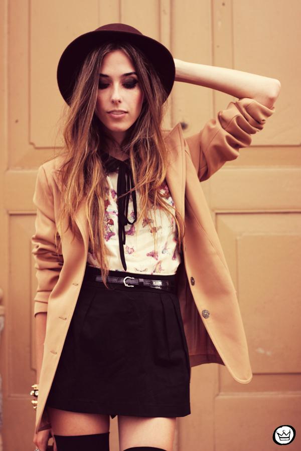 FashionCoolture - 07.02.2013 look du jour Antix vintage blazer Asos Kafé (8)