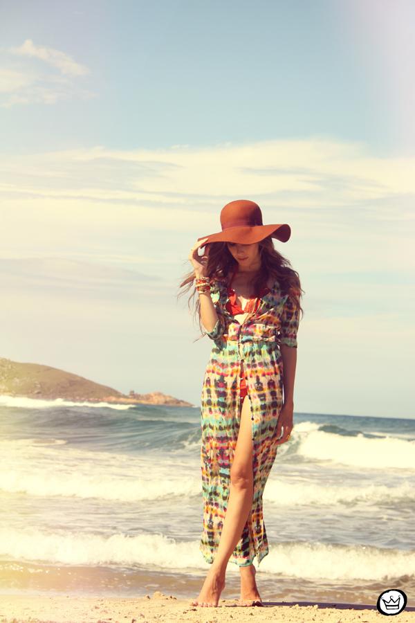 FashionCoolture - 19.02.2013 look du jour  Empress Brasil hat summer bikini outfit sheinside (1)