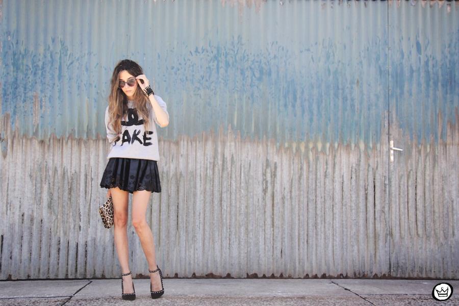 FashionCoolture - 24.02.2013 look du jour Choies Chanel jumper fake Asos studded (6)