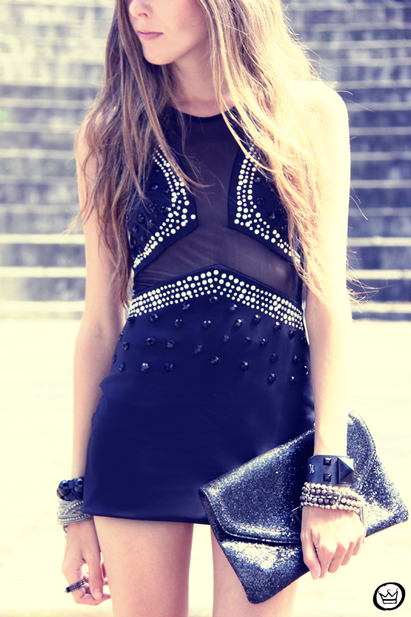 FashionCoolture - 01.03.2013 look du jour Labellamafia dress vestido Asos black (6)