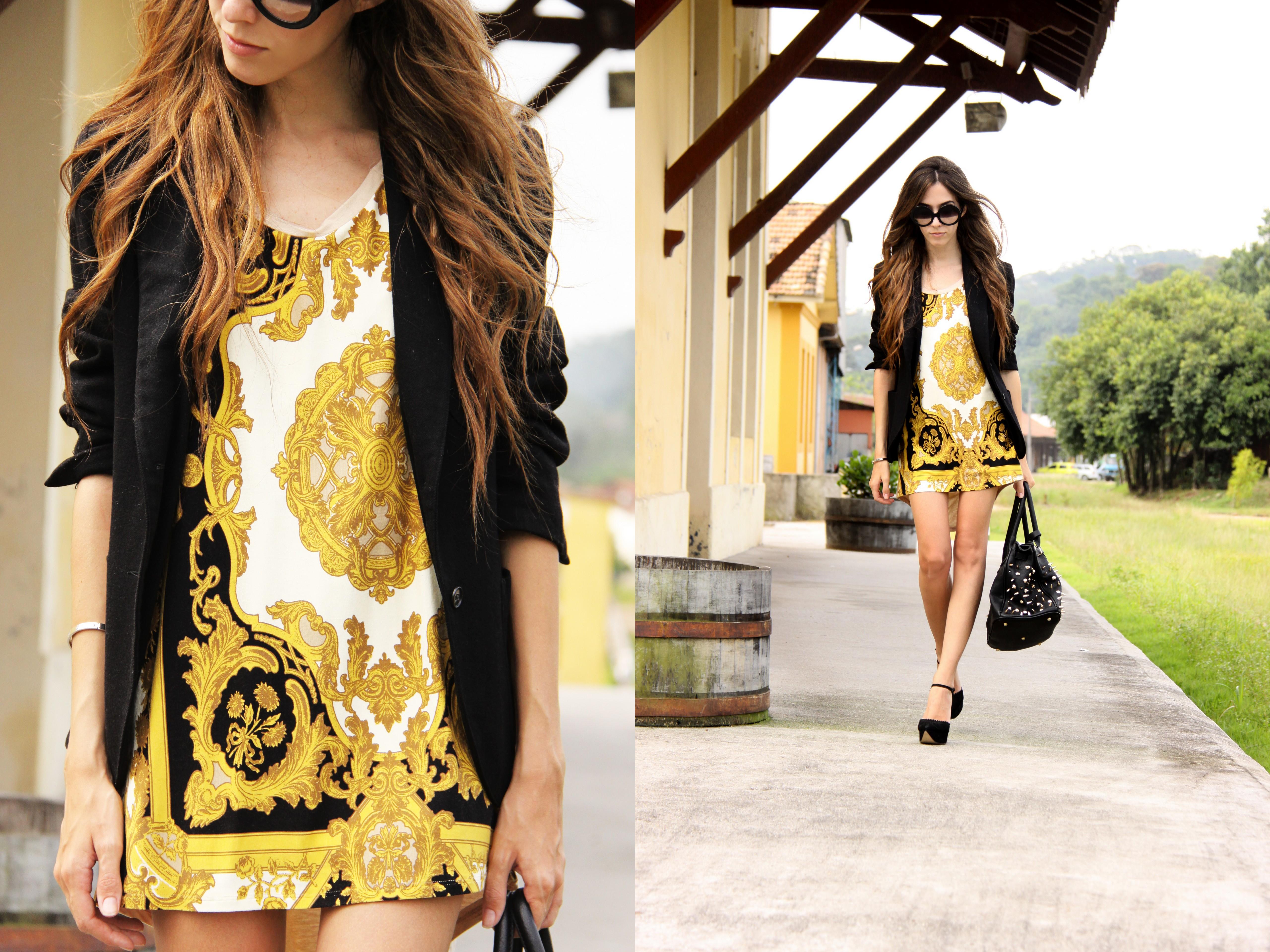 FashionCoolture - 08.03.2013 Farol Shopping liquidação bicolor preto e branco barroco t-shirt paris ysl arezzo promoção (3)