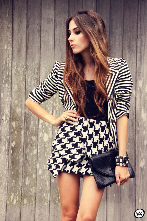 FashionCoolture 10.03.2013 look du jour choies preto e branco clutch Asos black&white (5)