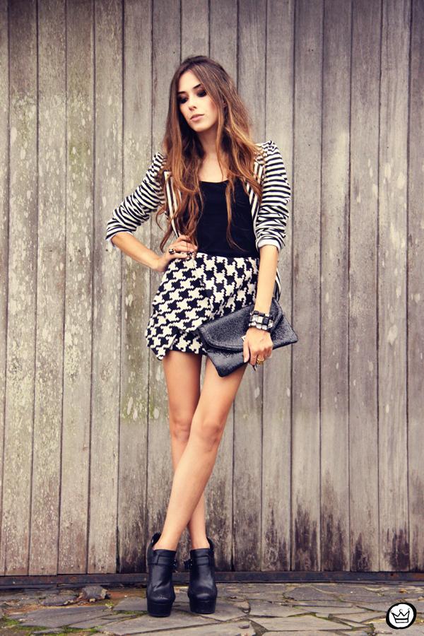 FashionCoolture 10.03.2013 look du jour choies preto e branco clutch Asos black&white (6)