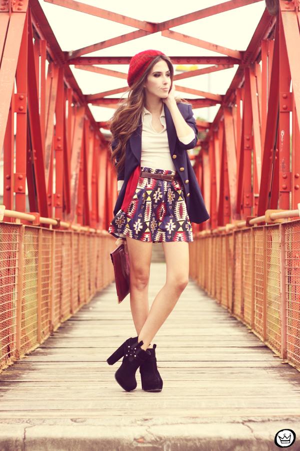 FashionCoolture - 21.03.2013 look du jour Awdore ethnic blazer asos  (4)