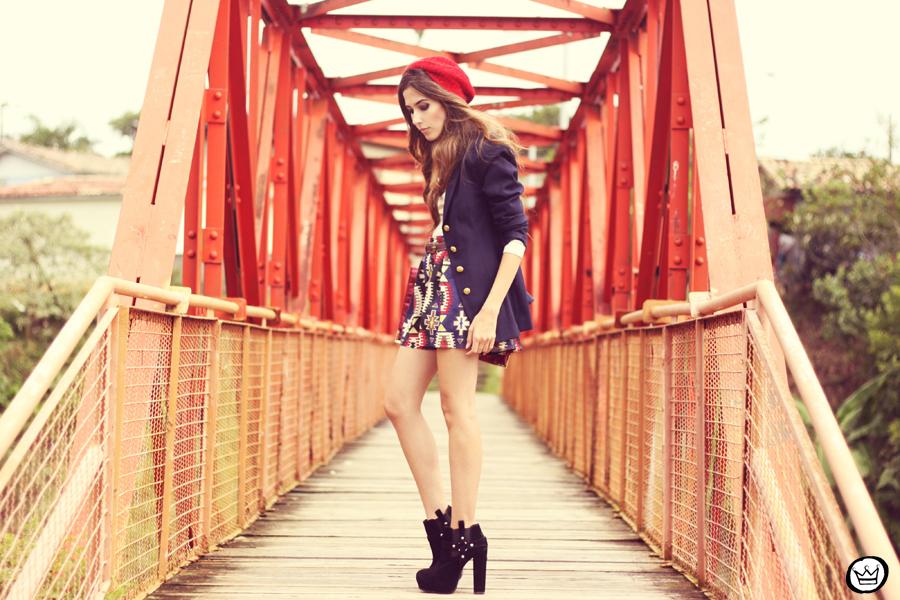 FashionCoolture - 21.03.2013 look du jour Awdore ethnic blazer asos  (6)