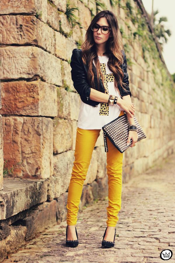 FashionCoolture - 22.03.2013 look du jour Amarena t-shirt asos romwe studded (1)