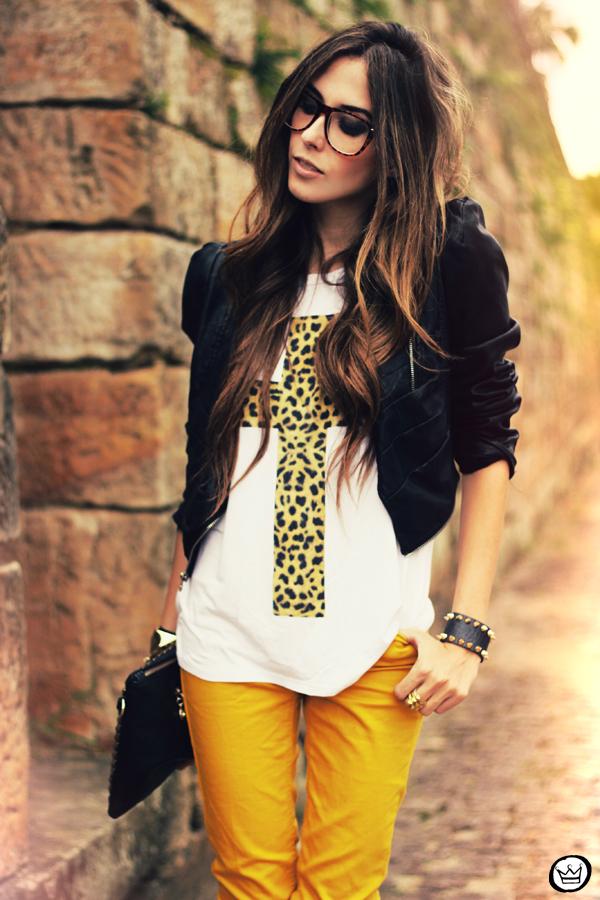 FashionCoolture - 22.03.2013 look du jour Amarena t-shirt asos romwe studded (2)