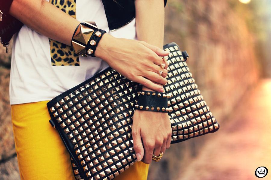 FashionCoolture - 22.03.2013 look du jour Amarena t-shirt asos romwe studded (3)