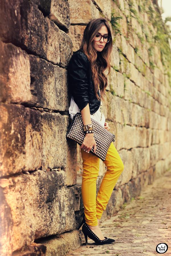 FashionCoolture - 22.03.2013 look du jour Amarena t-shirt asos romwe studded (4)