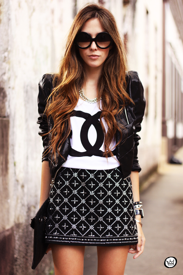 FashionCoolture - 29.03 Choies beaded lita SheINside jacket t-shirt spikes chanel (5)