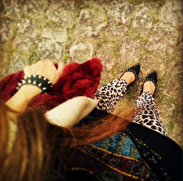 FashionCoolture Instagram ootd dujour