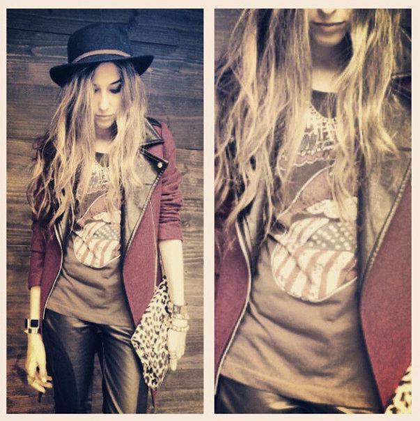 FashionCoolture - Instagram photos blogger ootd