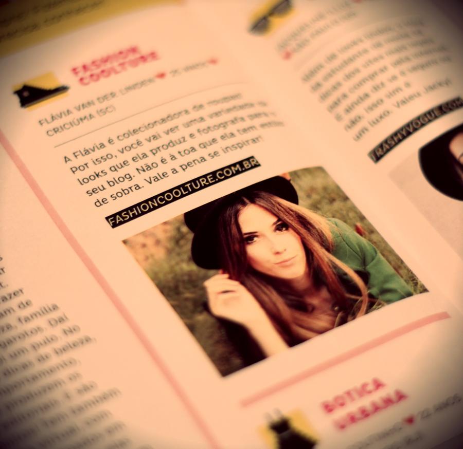 FashionCoolture - Revista Capricho blogueiras moda fashion (1)