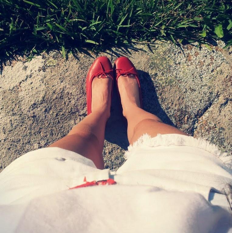 FashionCoolture - 07.04.2013 look du jour Renner summer listras blazer sapatilha  (3)