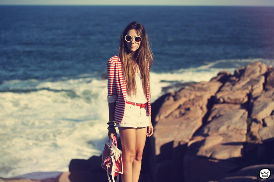 FashionCoolture - 07.04.2013 look du jour Renner summer listras blazer sapatilha  (4)