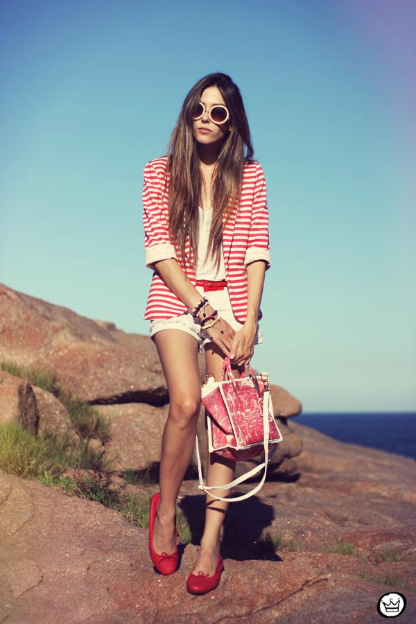 FashionCoolture - 07.04.2013 look du jour Renner summer listras blazer sapatilha  (5)