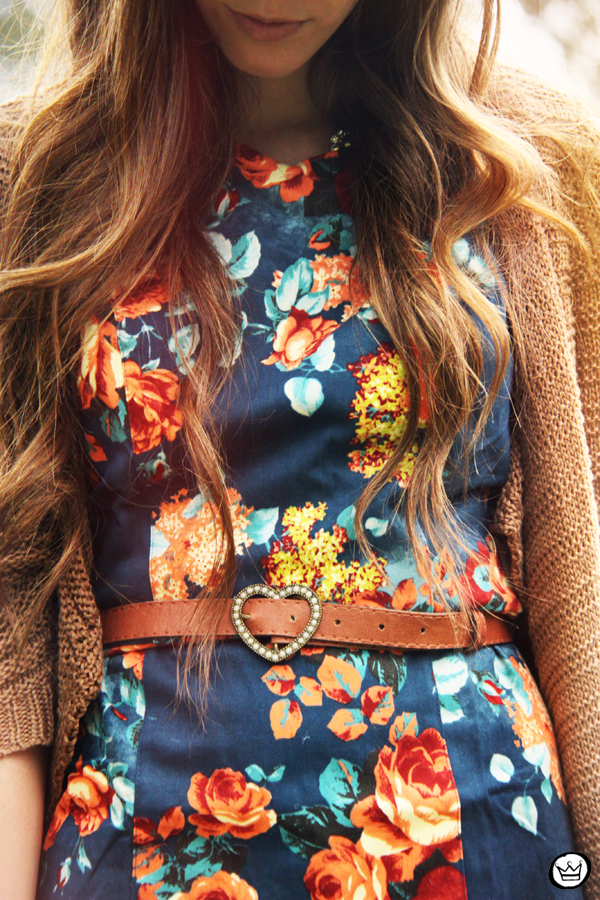 FashionCoolture - 09.04.2013 look du jour Antix dress floral winter coleção estampa Asos  (5)