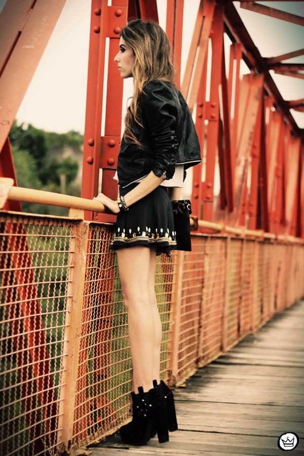 FashionCoolture - 11.04 look du jour Labellamafia saia inverno 2013 Romwe boy t-shirt (1)