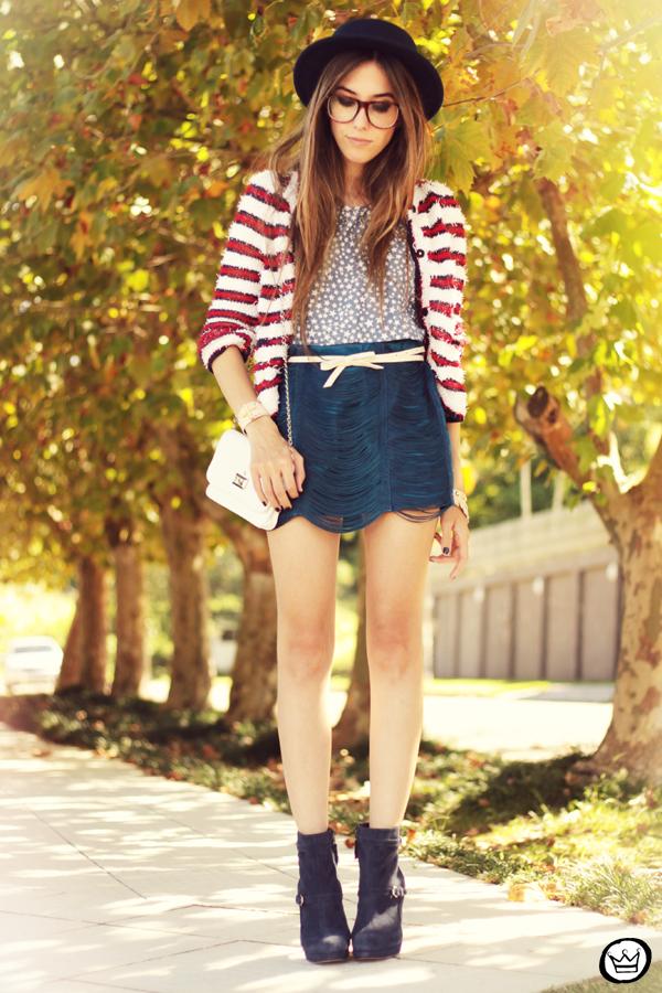 FashionCoolture - 20.04.2013 look du jour Morena Raiz stripes stars Ufo Asos (5)