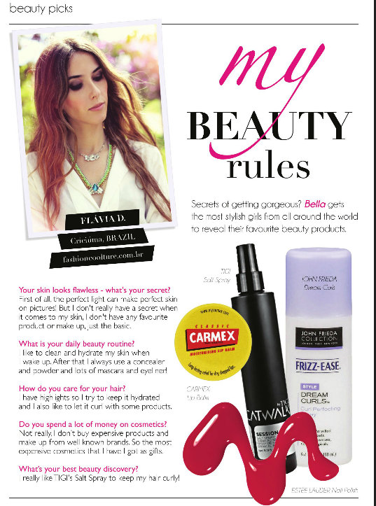 FashionCoolture Bella Magazine beauty make up tips  (1)