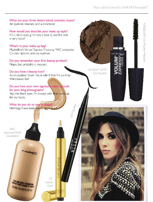FashionCoolture Bella Magazine beauty make up tips  (2)