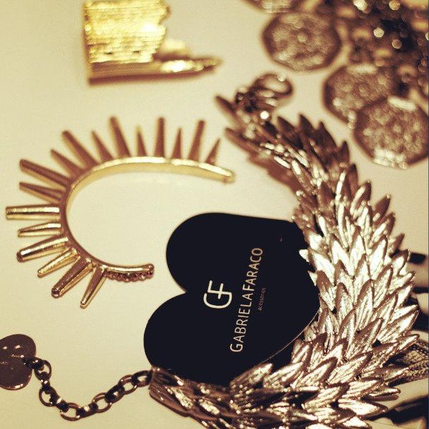 FashionCoolture Instagram Gabriela Faraco acessórios
