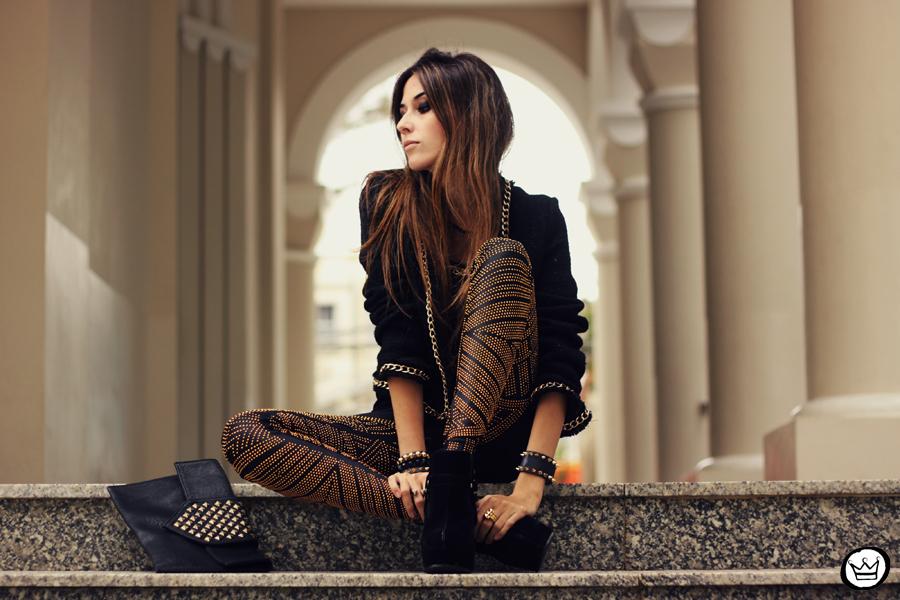 FashionCoolture - 02.05.2013 look du jour legging Labellamafia black (8)