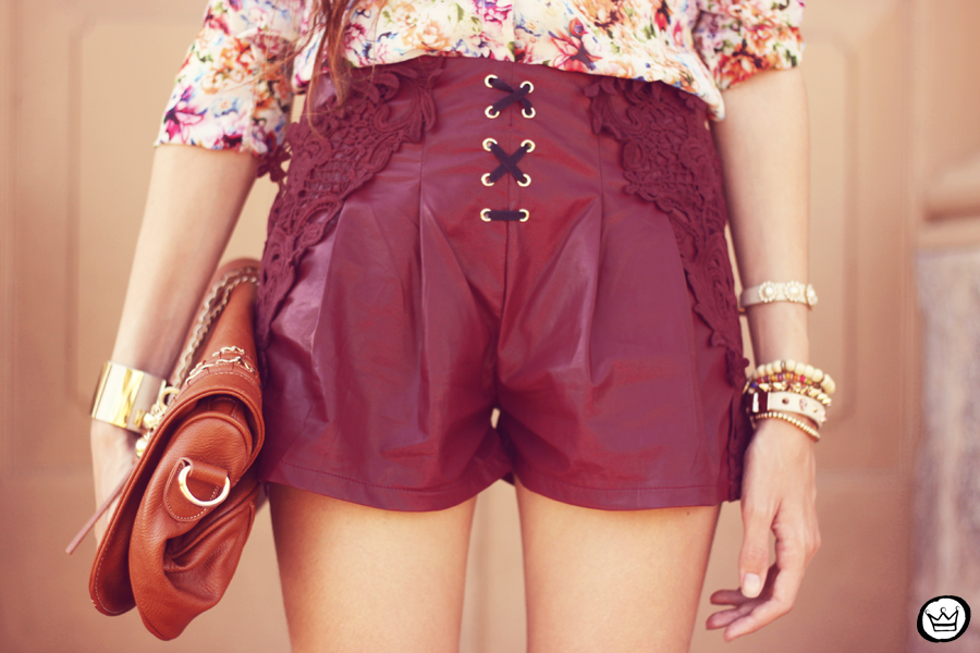 FashionCoolture - 05.05.2013 look du jour burgundy Chicwish Renner floral  (3)