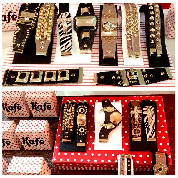 FashionCoolture - 10.05.2013 look du jour Kafé braceletes lançamento Manhattan by Kellen (2)
