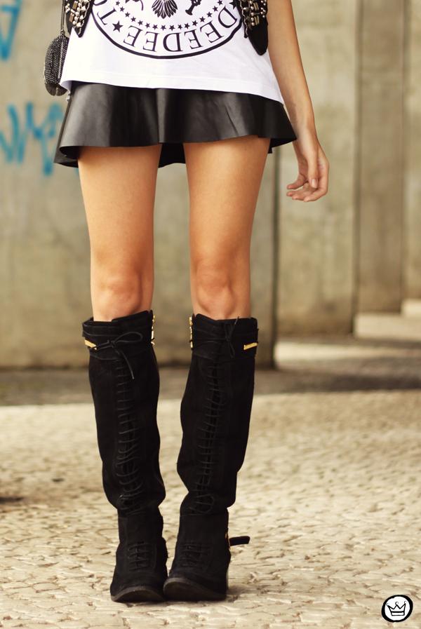 FashionCoolture - 20.05.2013 look du jour Aremo online store Santafina black (5)
