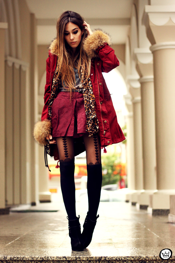 FashionCoolture - 03.06.2013 Romwe coat rainy tights (7)