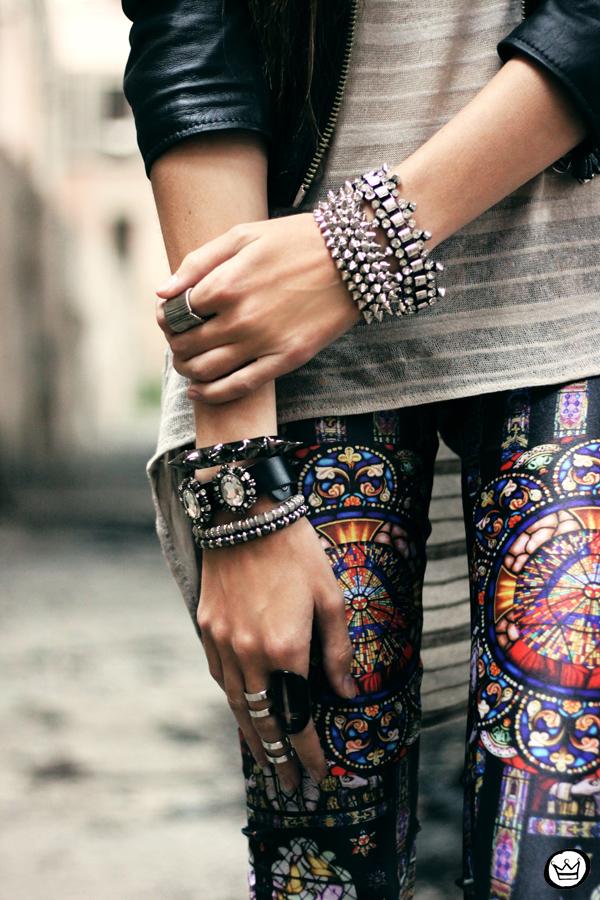 FashionCoolture - 18.06.2013 look du jour Labellamafia legging (3)