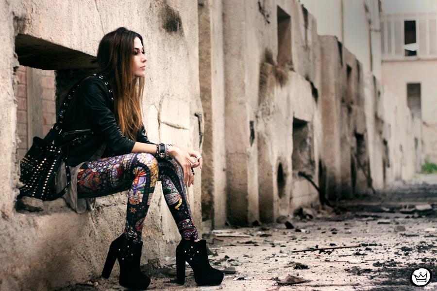 FashionCoolture - 18.06.2013 look du jour Labellamafia legging (4)