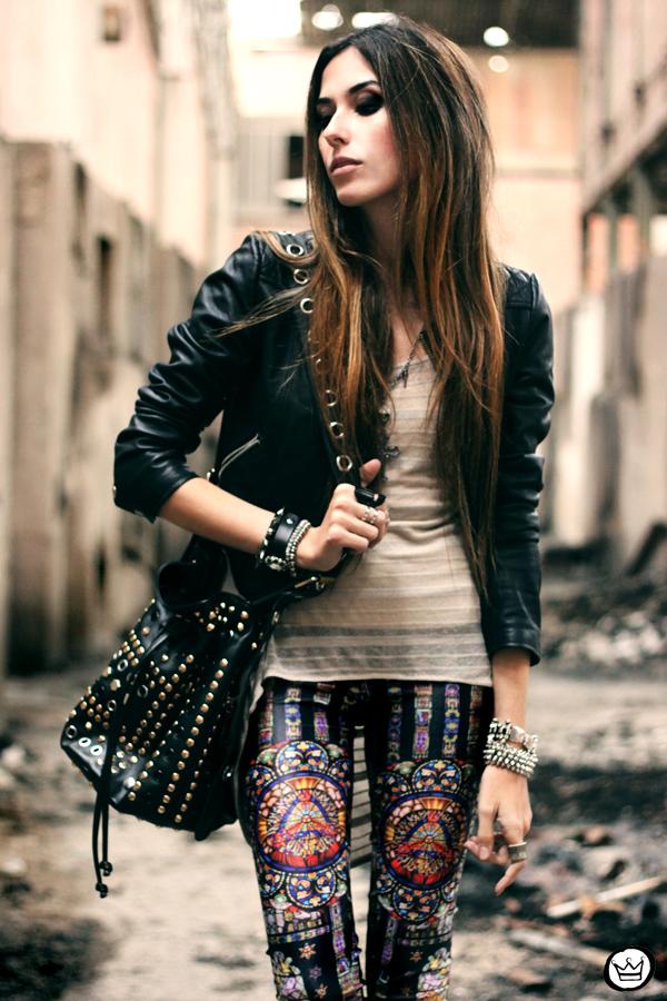 FashionCoolture - 18.06.2013 look du jour Labellamafia legging (6)
