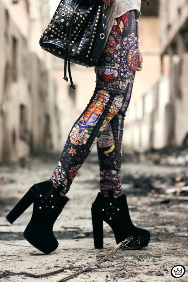 FashionCoolture - 18.06.2013 look du jour Labellamafia legging (7)