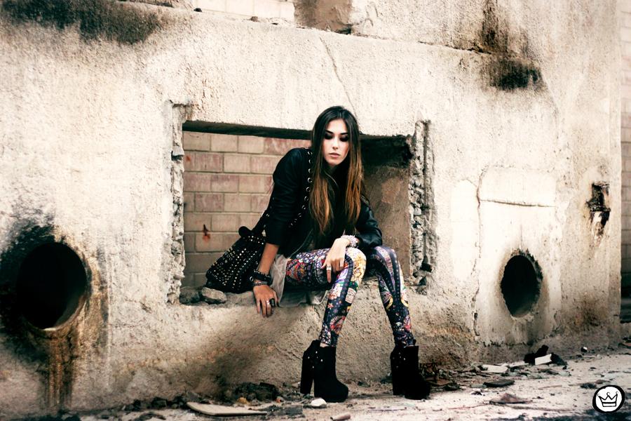 FashionCoolture - 18.06.2013 look du jour Labellamafia legging (8)