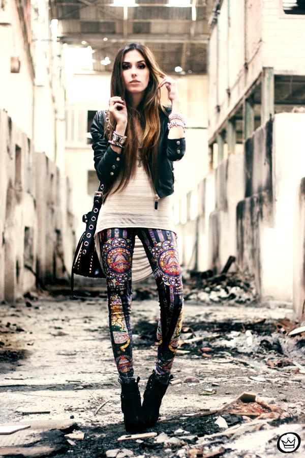 FashionCoolture - 18.06.2013 look du jour Labellamafia legging (9)