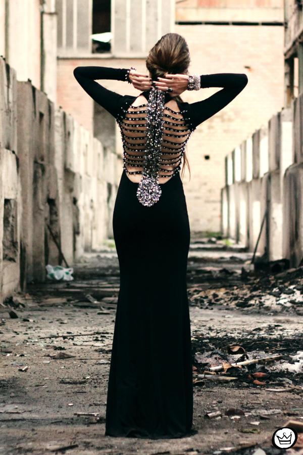 FashionCoolture - 23.06.2013 look du jour black dress (6)
