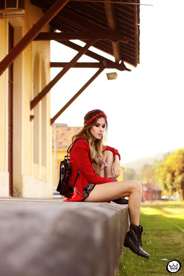FashionCoolture - 15.07.2013 look du jour red romwe boots (5)