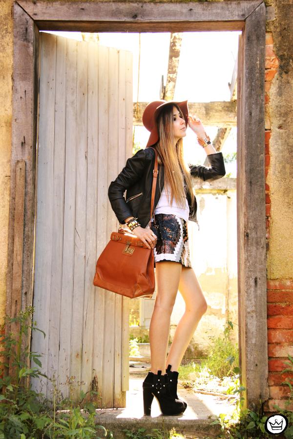 FashionCoolture - 18.07.2013 look du jour Aremo sequins skirt ethnic (1)