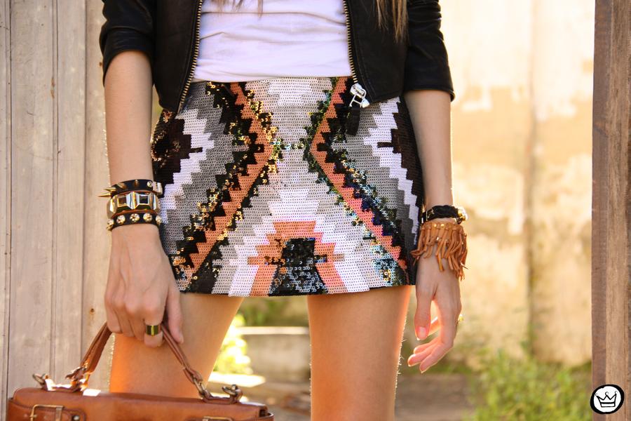 FashionCoolture - 18.07.2013 look du jour Aremo sequins skirt ethnic (3)